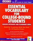 img - for Essential Vocabulary for the College Bound Students book / textbook / text book