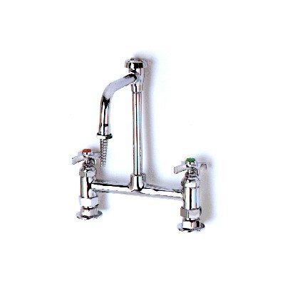 Chrome Delta Faucet KRTDWI-D-BT2796-CH-2 Foundations Windemere Deck-Mount Roman Tub Filler Kit