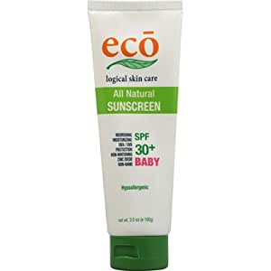 Eco Logical All Natural Sunscreen for Baby SPF30+