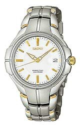 Seiko Men's Perpetual Calendar watch #SLL055