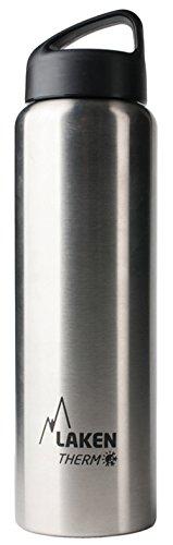 Laken-Thermo-Classic-Thermosflasche-Isolierflasche-Edelstahl-Trinkflasche-weite-ffnung-1-Liter-Uni