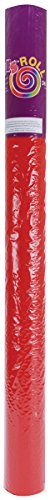 Darice 2mm Foamie Roll, 36-Inch by 60-Inch, Red