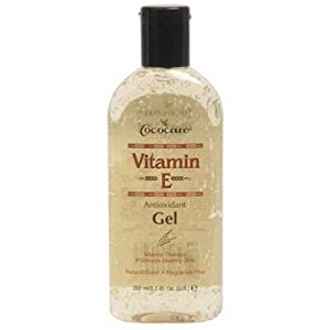 Cococare Vitamin E Antioxidant Gel -- 8.5 oz