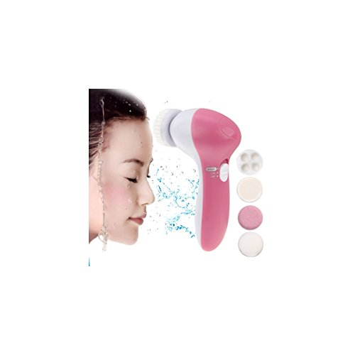 5-in-1-skin-care-massager-imbsr-beauty-face-wash-scrubber-electric-cleanser-brush-exfoliate-professi
