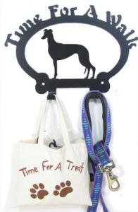 bd13666831 These molds are bureau approved Dog Leash Hook - Greyhound (Time for a Walk)