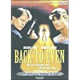 Back to Even [Alemania] [DVD]