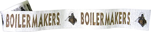 Purdue Boilermakers Crepe Paper Streamer - 1