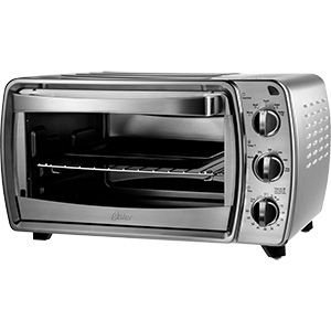 Oster Convection Countertop Oven Tssttvcg03 Reviews : Oster 6-Slice Convection Countertop Oven, Brushed Stainless Steel Home ...