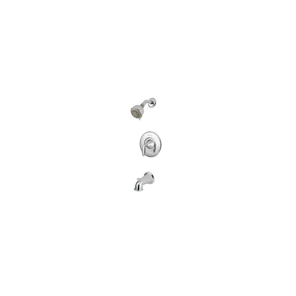 Price Pfister 8p8pdcc single Handle Tub & Shower Faucet   Chrome