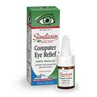 Gouttes Similasan Computer Dégagement oculaire