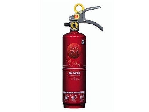 家庭内消火器(キッチンアイ)HKE-1(R) 5777a
