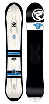 Flow Maverick ABT Snowboard – Men's 169cm