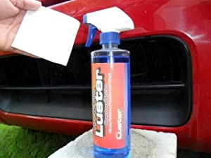 Ultra Luster Tire & Trim Cleaner Cleans and Shines Tires Rubber Plastic Vinyl. Creates either a matte or high gloss ultraluster. Safe for all surfaces on your vehicle. Exceptional UV protection. Great for cars, trucks, motorcyles, and RVs. 16 oz bottle wi