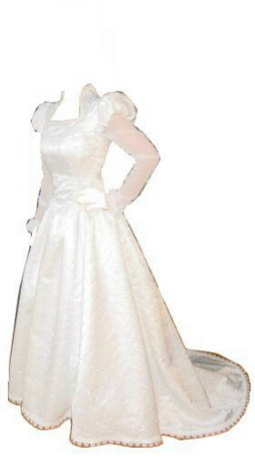 The tudor wedding for Tudor style wedding dress
