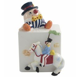 Aynsley Humpty Dumpty And Soldier Money Box from Aynsley