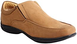 RED CHIEF Leather RUST Casual Shoe for Men B01KK27D9S