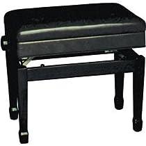 Palatino BP-120-BK Deluxe Padded Bench, Black