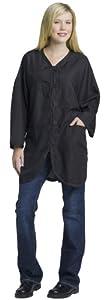 Andre UltraSilk Salon Jacket, Black by Andre