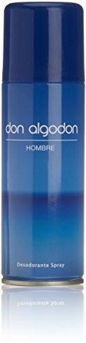 Don Algodón Deodorante, Don Algodon Hombre, 200 ml