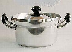 亀印 文化鍋20cm(5合)