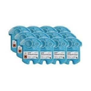 Braun CCR2 CCR-2 Clean & Renew Refill Cartridges (12 Cartridges)