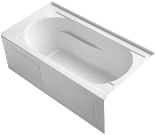 Cheap Kohler K-1184-RA-0 Devonshire Bath, White