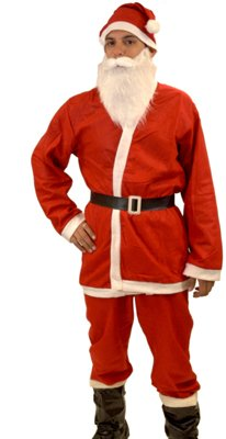 Planetsanta Discount Santa Suit [Apparel]