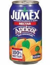 Jumex Apricot Nectar (24x11.3 OZ) by Jumex