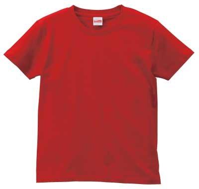 (ユナイテッドアスレ)United Athle | 5942 半袖 無地 Tシャツ 6.2oz