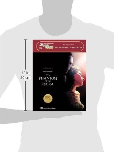 Movie Selections from the Phantom of the Opera (E-Z Play Today)