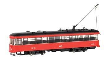 Ho Spectrum Street Car W/Dcc, St Louis Rail