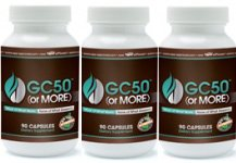 Best Price GC50(tm) Green Coffee Bean (3-pack)