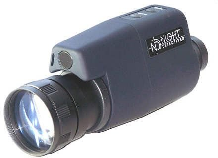 Night Detective 5X Nightvision System With Ir Pro Quest 5M Series Nd-Q5M