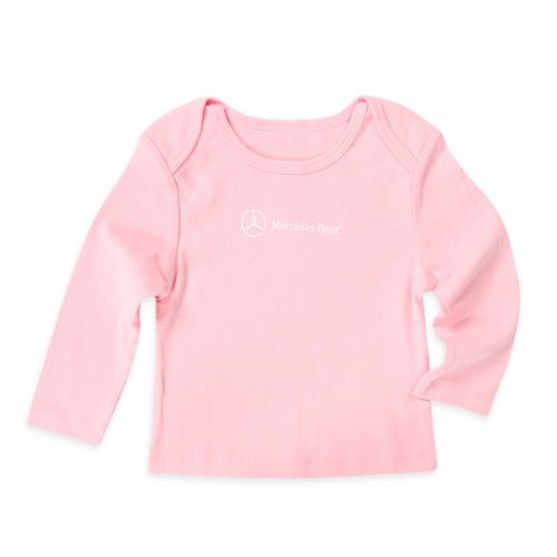Genuine Mercedes Benz Infant Long Sleeve Tee - Size 12-18M front-69481