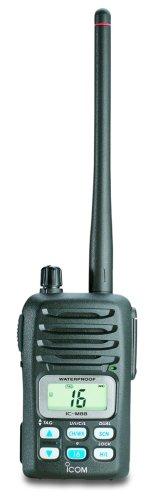 Icom IC-M88 Handheld VHF Marine RadioB0000AXTGZ