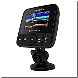 RAYMARINE DRAGONFLY 4DVS CHIRP DOWNVISION AND REGULAR SONAR >> Latest Version