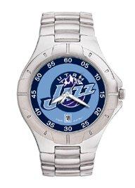 Utah Jazz NBA PRO II Metal Sports Watch by Logo Art