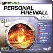 Quickstart Personal Firewall XP (Jewel Case)