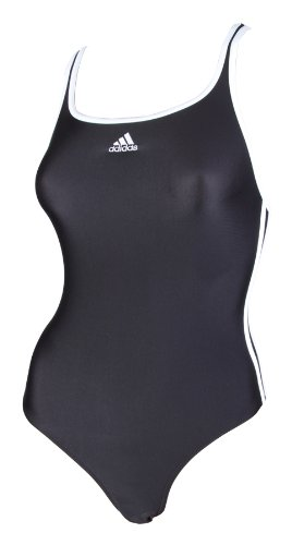 Adidas INFINITEX 3SA 1PC swimsuit Black