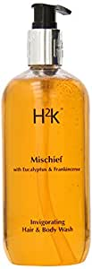 H2K Skincare Mischief Hair and Body Wash 500ml