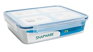SNAPWARE 8 Cup MODS Large Rectangle Storage Container