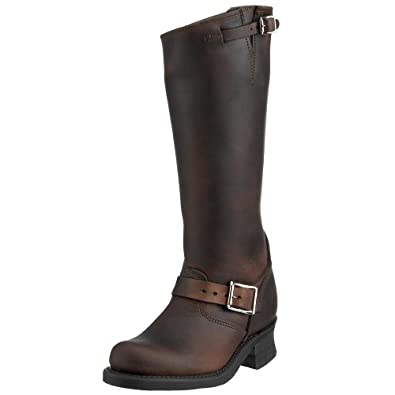 Brilliant Frye Women39s Engineer 8R Boot  Smoke