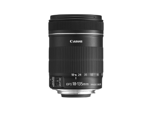 Canon EF-S 18-135 mm f/3.5-5.6 IS Lens