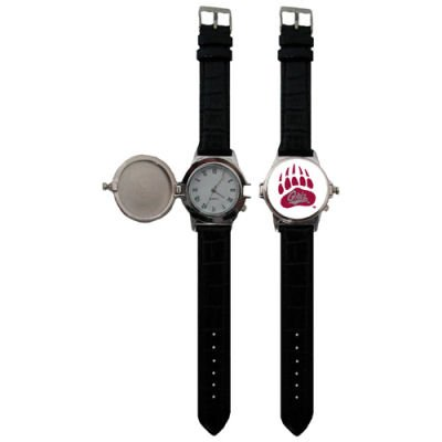 Siskiyou Collegiate Wrist Watch - Montana Grizzlies