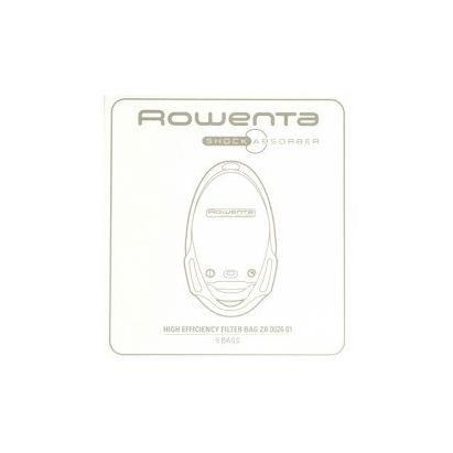 Rowenta ZR002601 Shock Absorber Staubsaugerbeutel Mikrofaser 5Stück