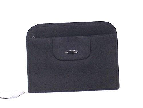 Roncato borsa uomo, Easy Office 412713, cartella porta pc portadocumenti in poliestere, colore nero