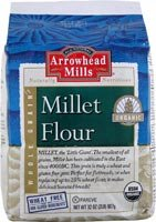Amazon.com: Arrowhead Mills Millet Flour -- 32 oz: Health