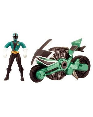 Power Ranger Samurai Power Rangers Samurai Disc Cycle Forest