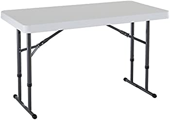Lifetime 4 ft. Folding Utility Table