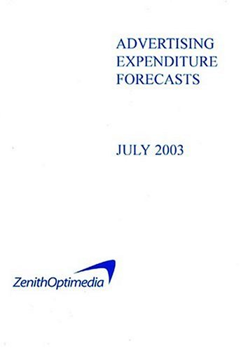 Advertising Expenditure Forecasts
